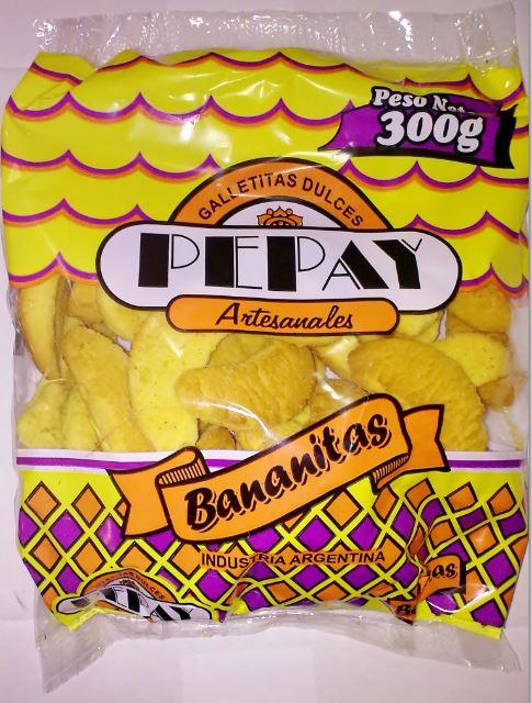 Bananitas x 300g.